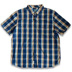 Woolrich Men's Desert View Western Modern Shirt XL
